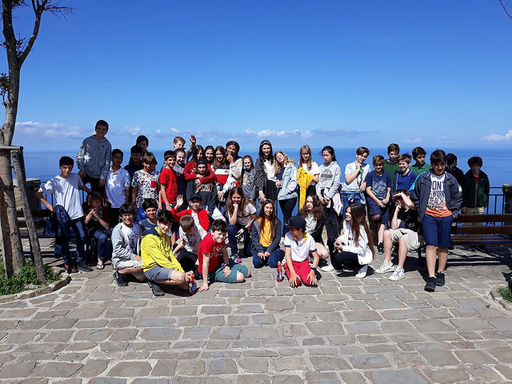 Highlights from Grade 7's residential trip to Cilento