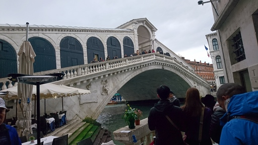 Highlights from Year 9's residential trip to Venice-Trieste