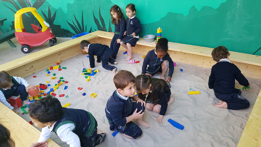 Sensory learning in the Early Years