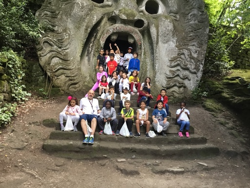 Year 3 residential trip highlights - La Tuscia Romana