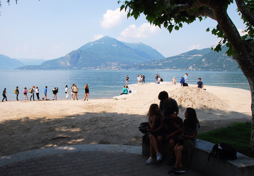Year 8 students reflect on their residential trip to Milan-Como