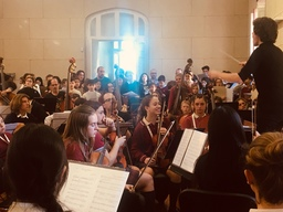 We are Music! Students travel to Bilbao for VIII International Music Festival