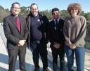 President of WWF Rome visits Rome International School