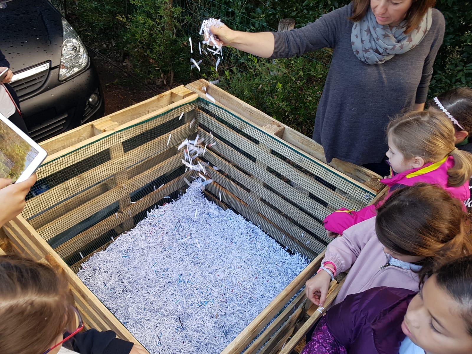 Composting at RIS